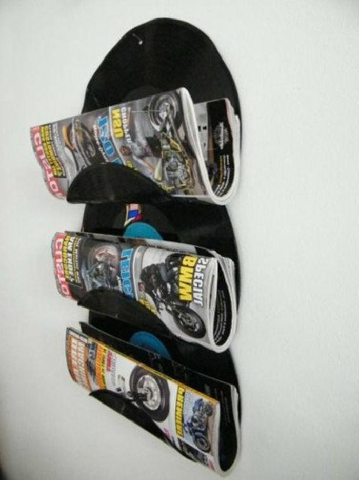 deko-aus-schallplatten-Zeitschriftenhalter-aus-den-alten-schallplatten