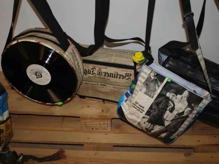 deko-aus-schallplatten-ausgefallene-tasche