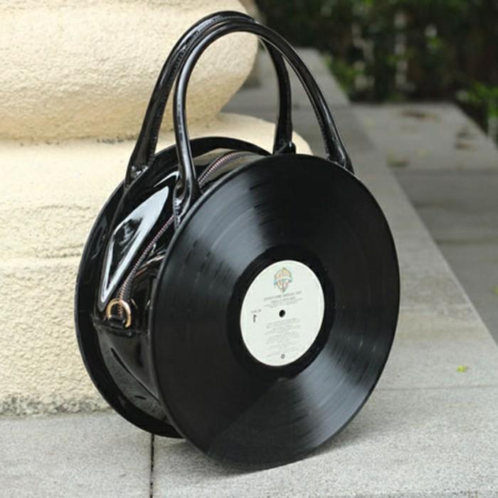 Ausgefallene Deko Silber: 98 Ausgefallene Ideen Für Deko Aus Schallplatten