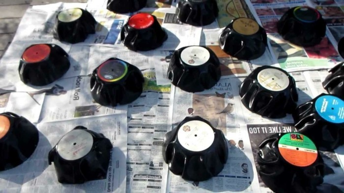 98 Ausgefallene Ideen Für Deko Aus Schallplatten Archzinenet