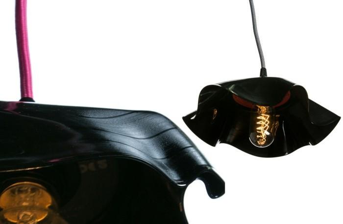 deko-aus-schallplatten-schön-aussehende-lampenschirme-aus-alten-schallplatten