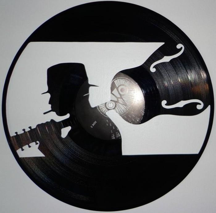 deko-aus-schallplatten-schönes-kunstwerk-aus-schallplatten