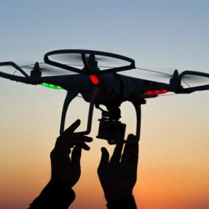 Kann eine Drohne der Umweltschutz helfen?
