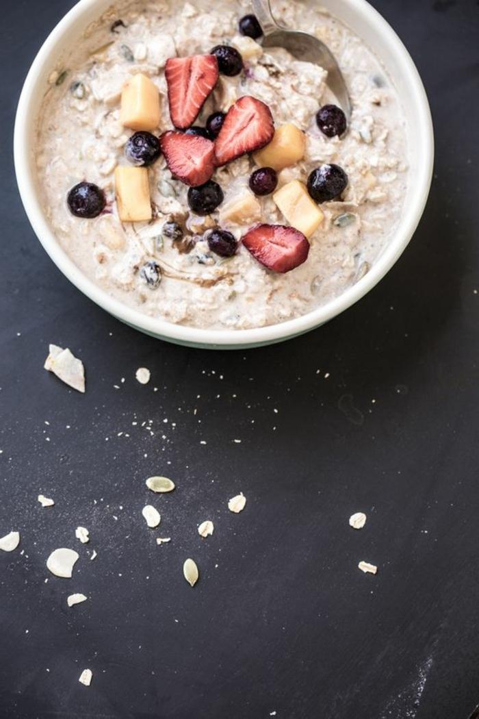 frühstücksideen-mit-obst-gesund