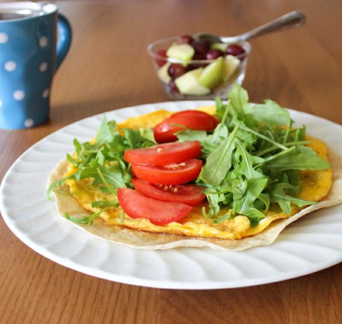 frühstücksideen-mit-pfannkuchen-und-obst