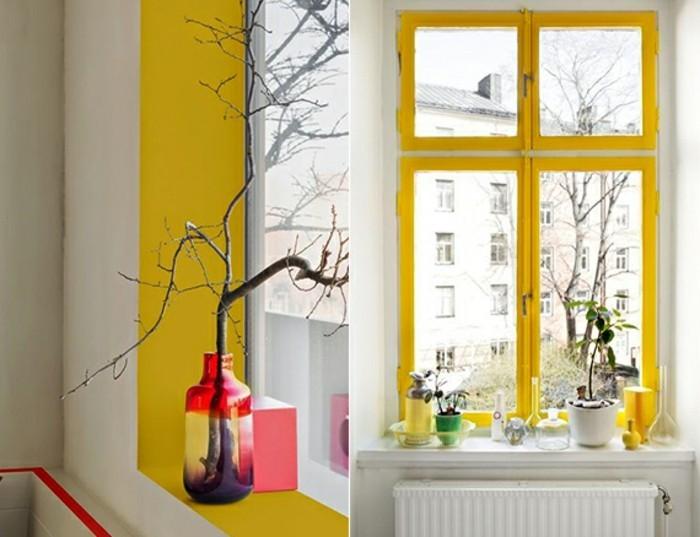 gelbe-wände-super-interessante-wandfarben-ideen