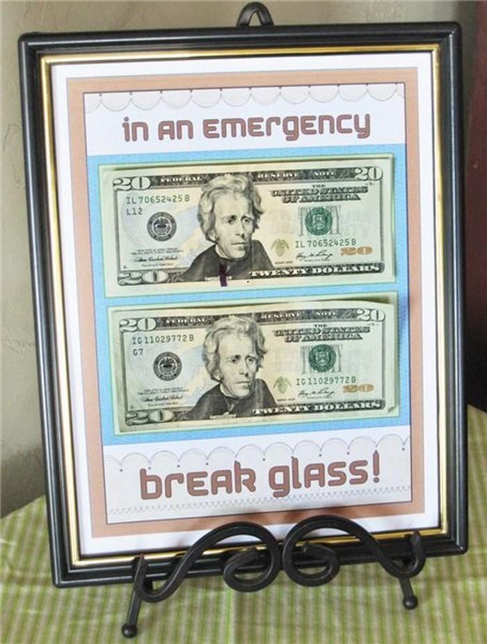 geldgeschenk-hochzeit-Geldbilder-voller-Dollarscheine