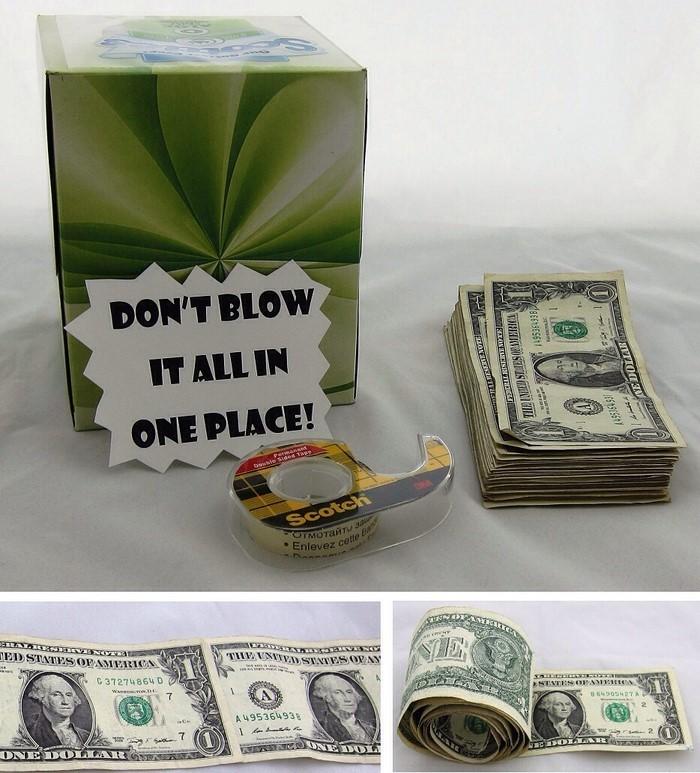 ideen verpackung geldgeschenk hochzeit