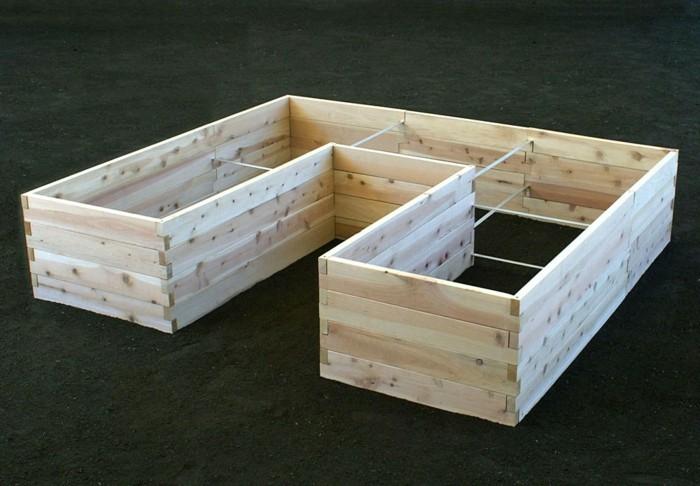 kr uterhochbeet bauen um eine reichere ernte zu haben. Black Bedroom Furniture Sets. Home Design Ideas