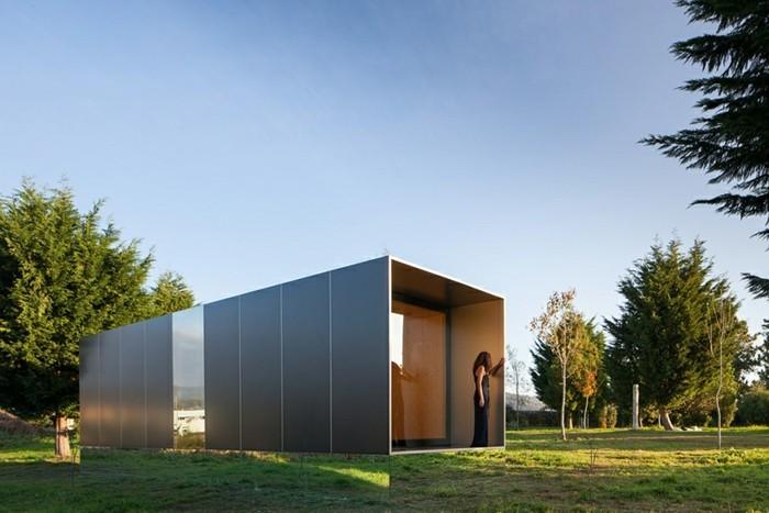 Moderne Fassaden Die Wirklich Moderne Fassade Eines Hauses