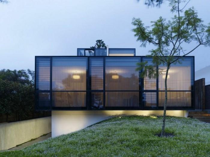 Moderne Fassaden Ein Modernes Haus Gestalten