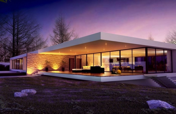 56 ausgefallene Ideen f\u00fcr moderne Fassaden! Archzine.net