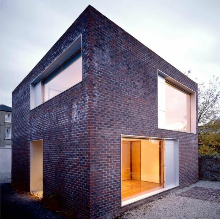 59 Beispiele Für Modernes: 56 Ausgefallene Ideen Für Moderne Fassaden