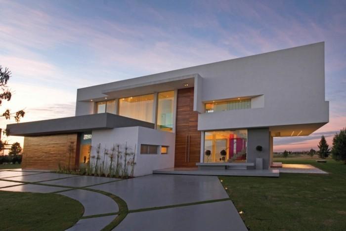 moderne-fassaden-noch-eine-ungewöhnliche-idee-für-hausfassade