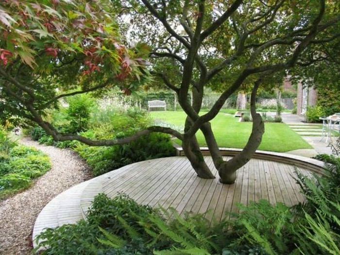 moderne-gartengestaltung-hinterhof-pflanzen-anbauen