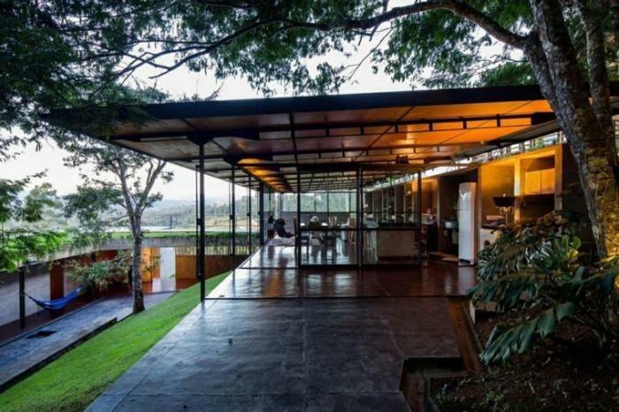 moderne-gartengestaltung-pergola-pavilion