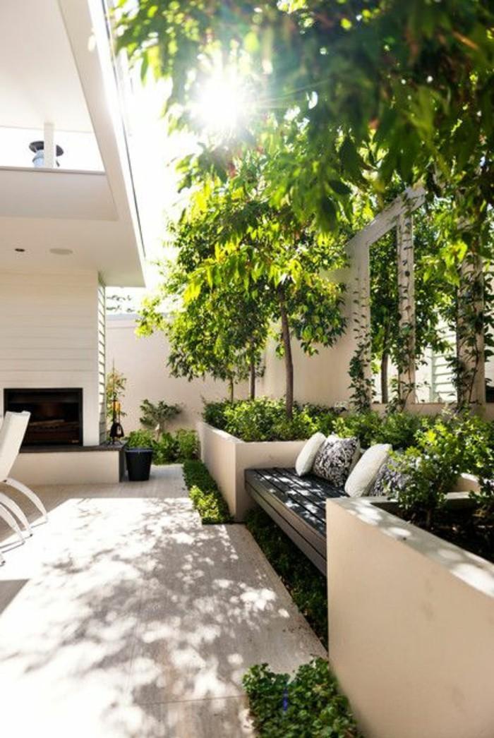 Gartenbank gestell beton 223858 eine interessante idee f r die gestaltung einer - Moderne badrenovierung idee gestaltung ...
