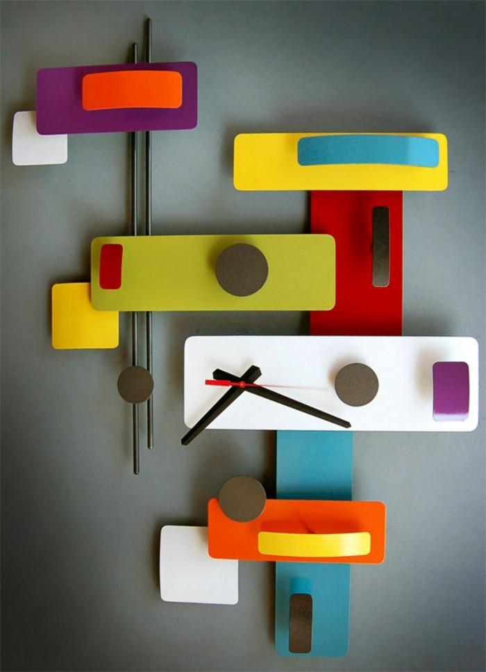 Moderne Wandfarben Ideen Viele Bunte Farbschemen