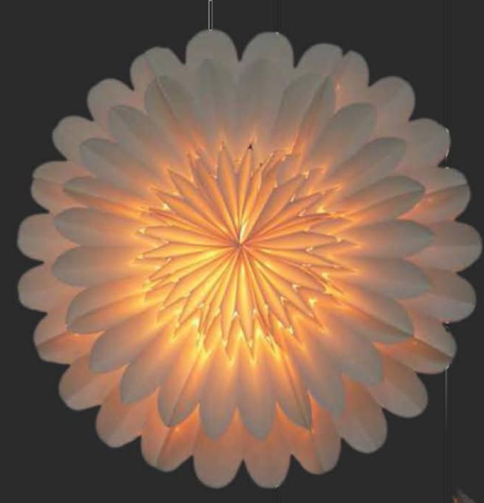 origami-lampenschirm-ein-auffälliger-origami-lampenschirm