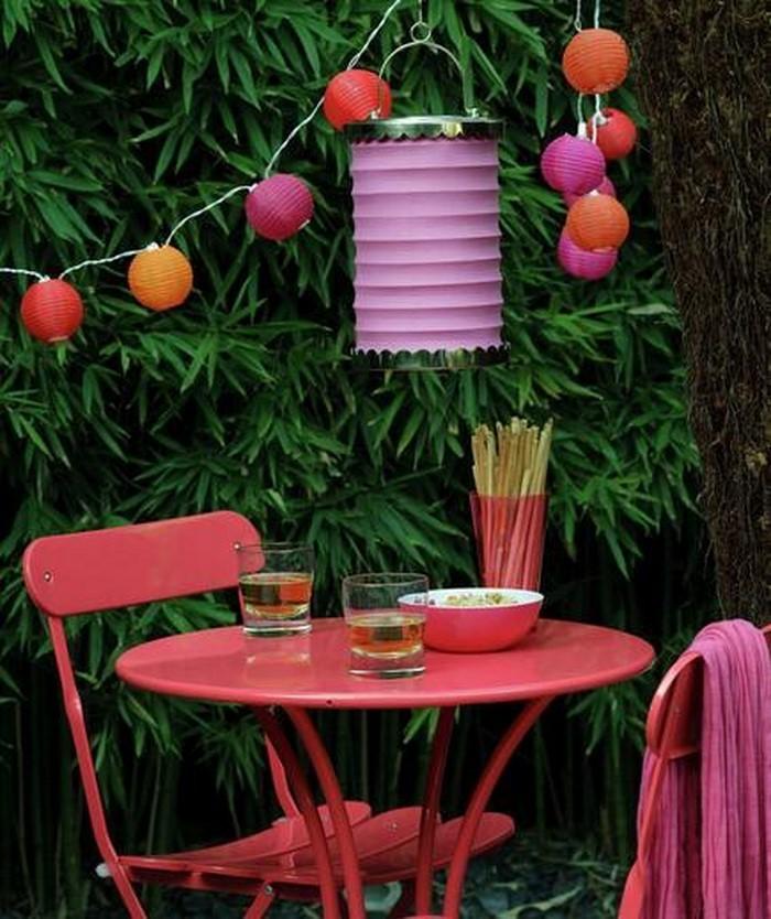 partydeko-mit-einem-rosa-Motiv
