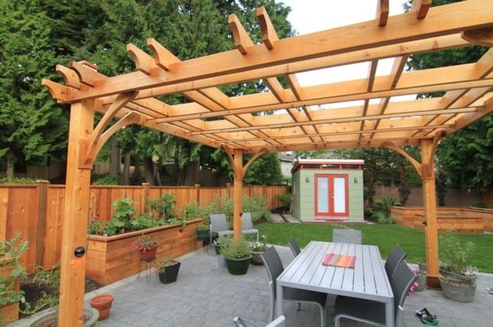 Fesselnd Holz Tisch Mit Bank Reagiert Auf Korperwarme U2013 Edgetags, Attraktive Mobel