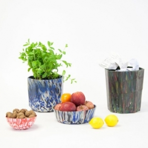 Plastik Recycling -  Projekt von Dave Hakkens