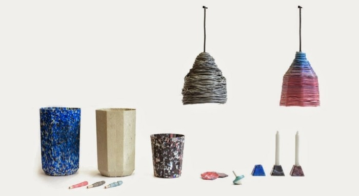 plastik-recycling-lampen-und-töpfe