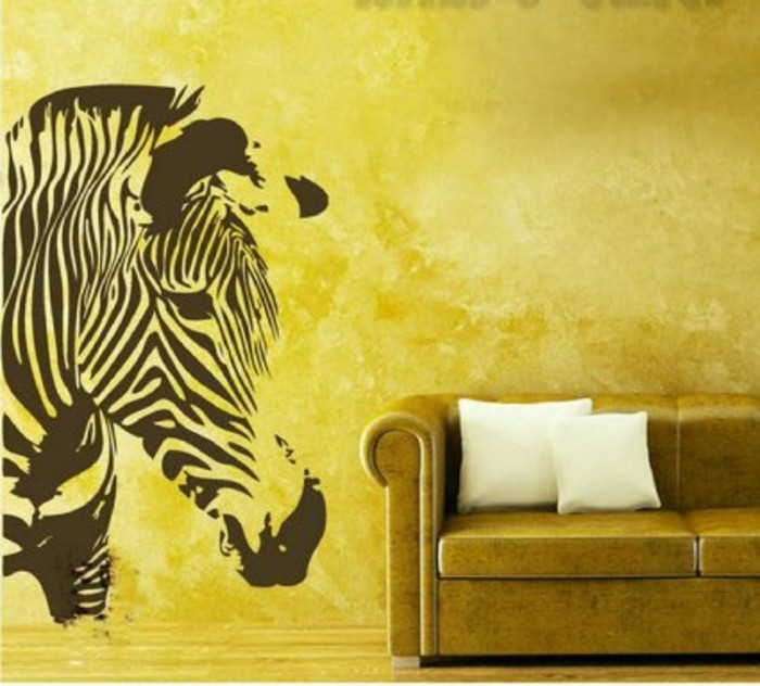 sehr-tolles-design-von-wohnzimmer-grelle-wandfarben