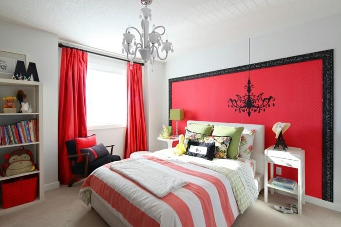 Wandgestaltung kche farbe images wandfarben im schlafzimmer 100 ideen mbelideen wohnzimmer - Schlafzimmer ideen grn ...