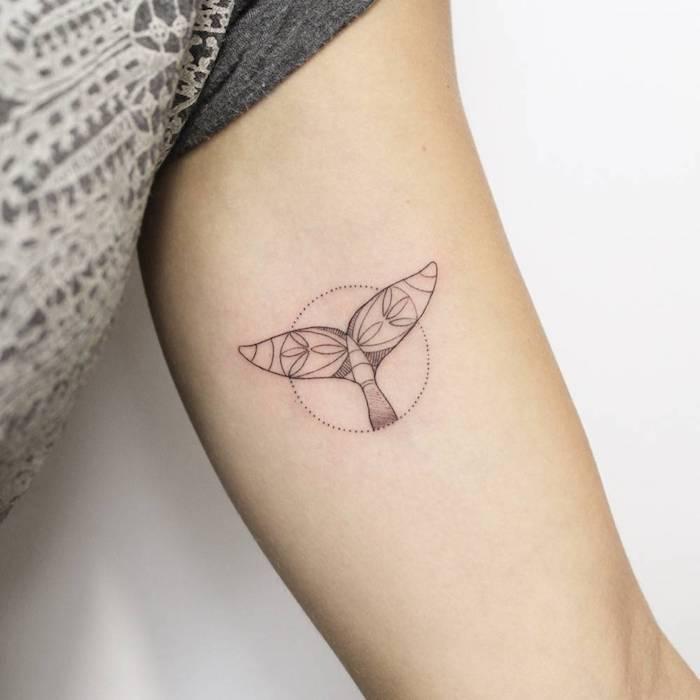1001 ideen und modelle f r sch ne kleine tattoos. Black Bedroom Furniture Sets. Home Design Ideas