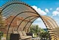 Die herrliche Pergola aus Holz in 93 Fotos!