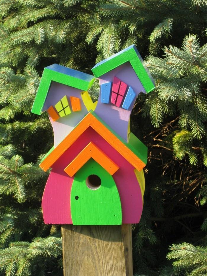 vogelfutterhaus selber bauen 57 sch ne vorschl ge. Black Bedroom Furniture Sets. Home Design Ideas