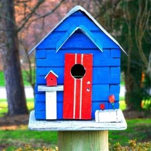 Vogelfutterhaus selber bauen - 57 schöne Vorschläge!