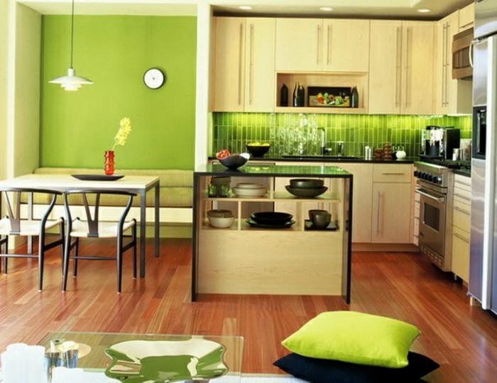 wunderschöne-küche-gestalten-wandfarben-ideen