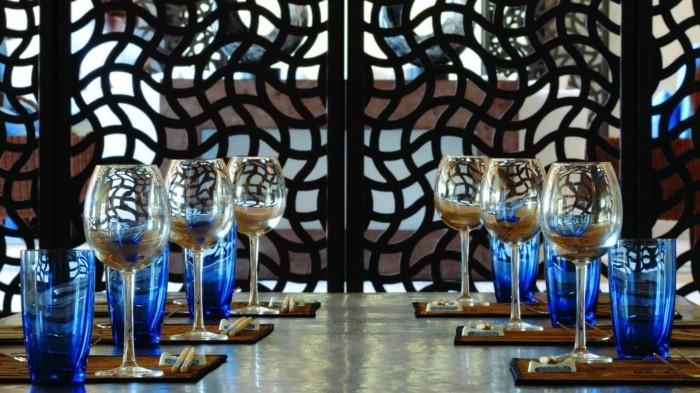 Asiatische Tischdeko - Erklärung in 40 exotischen Ideen! - Archzine.net