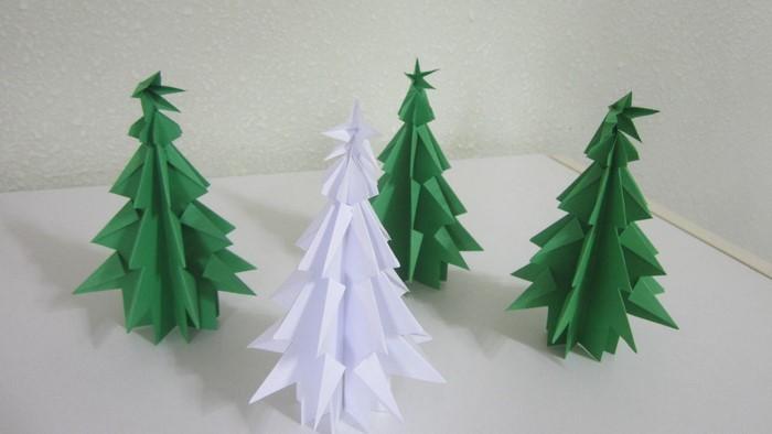 Basteln-mit-Papier-Eine-auffällige-Ausstattung