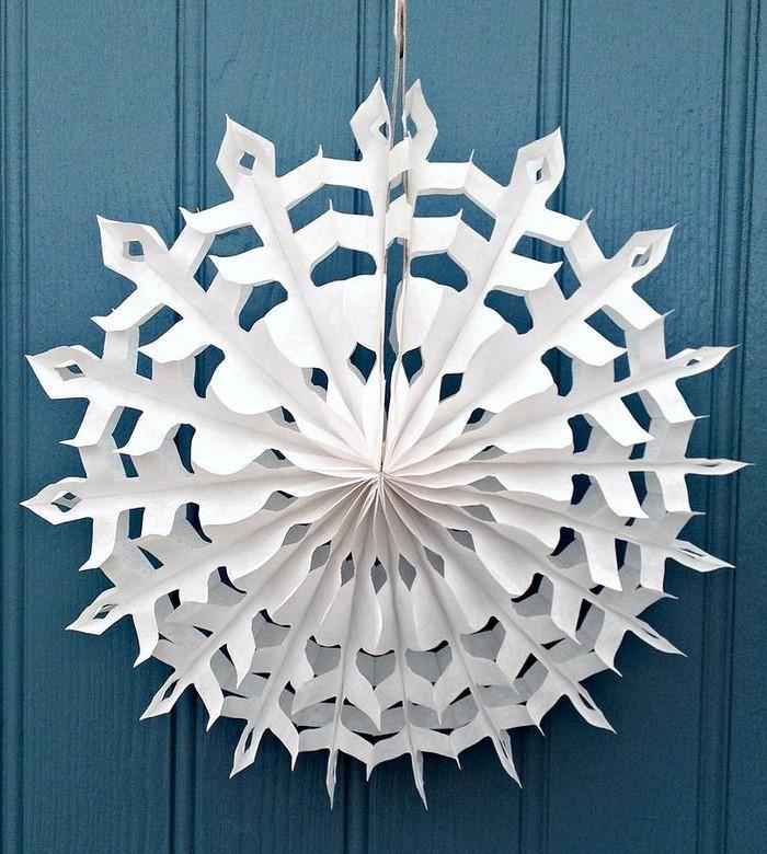 Deko weihnachten papier for Fensterdeko weihnachten basteln papier