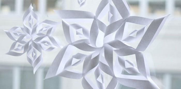 Basteln-mit-Papier-Eine-verblüffende-Dekoration