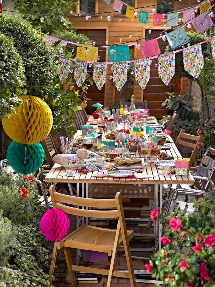 Gartenparty Deko deko gartenparty 50 selbstgebastelte garten vorschläge