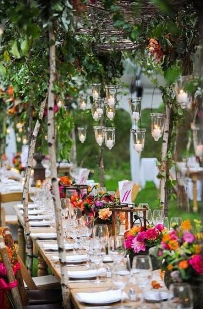 Deko-Gartenparty-Ein-wunderschönes-Design