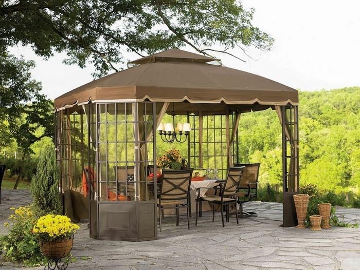 Deko-Gartenparty-Eine-verblüffende-Ausstattung