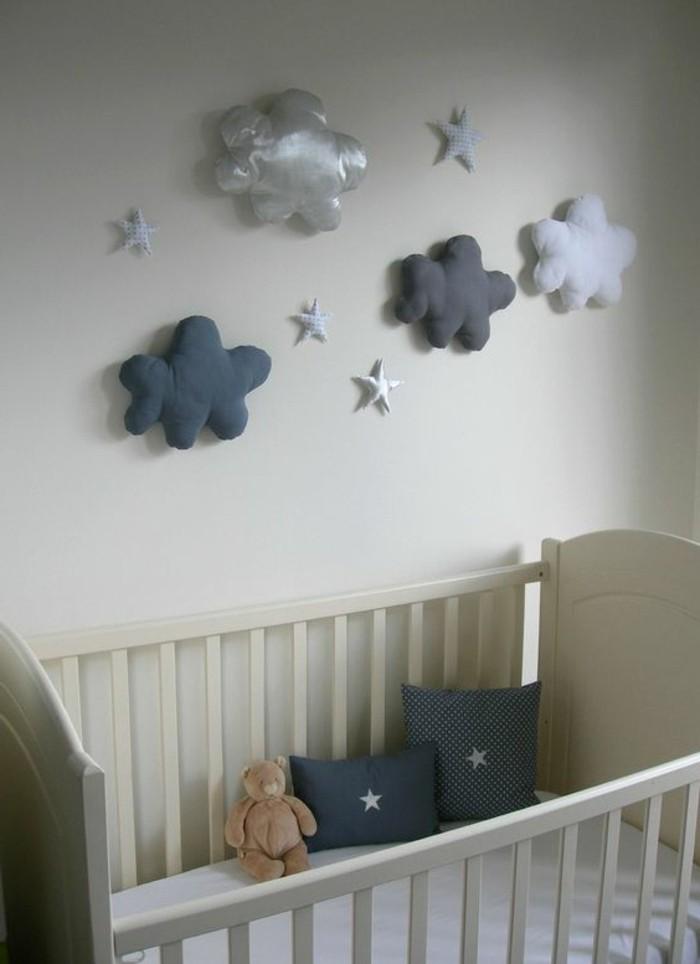Deko-selber-basteln-Wolken-für-das-Baby