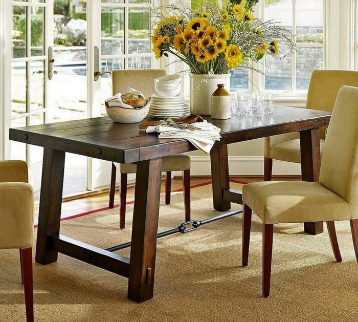 Tischdeko Mit Sonnenblumen ber 50 Sonnige Vorschlge