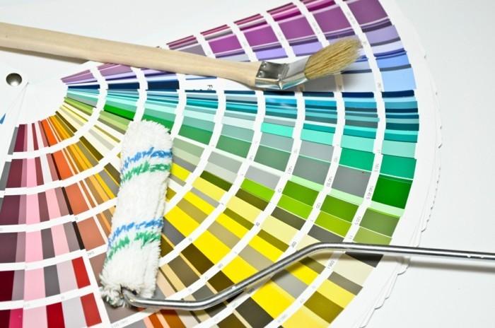 Die richtige Farbwahl in der Wohnung – was passt zusammen und sorgt für Wohlfühlatmosphäre?
