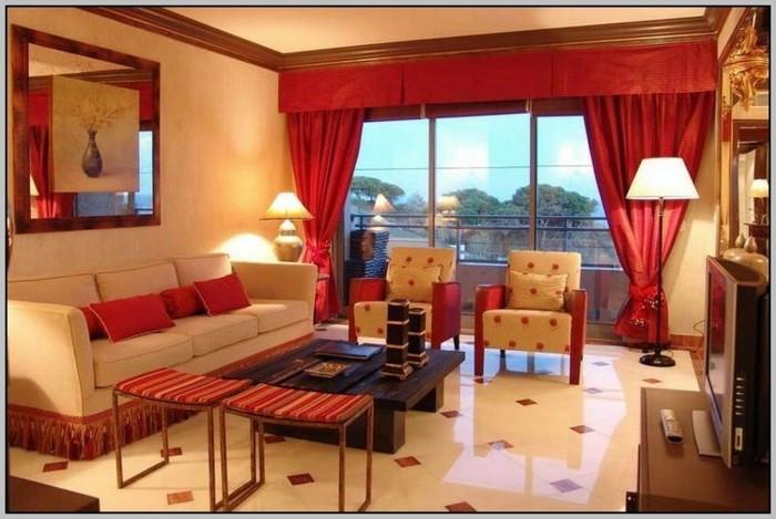 Wandfarben Wohnzimmer Feng Shui: Gestaltung des Wohnzimmer nach ...