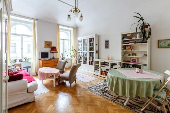 Feng-Shui-Farben-Wohnzimmer-für-Kinder
