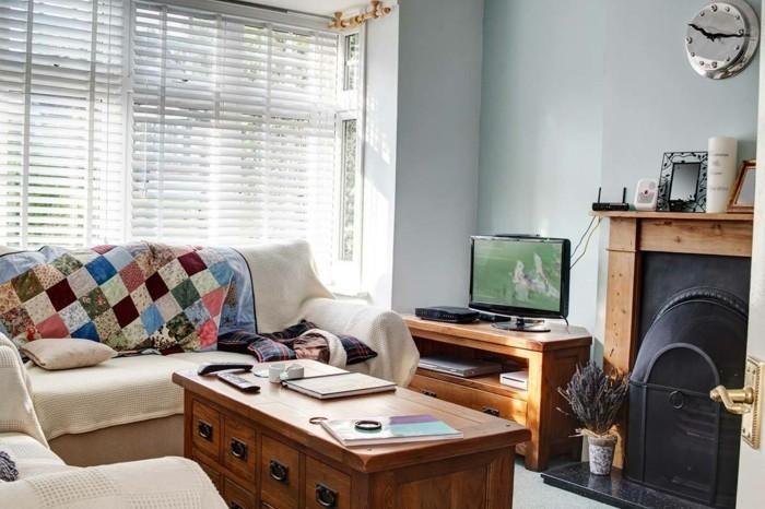 blauer teppich wohnzimmer. Black Bedroom Furniture Sets. Home Design Ideas