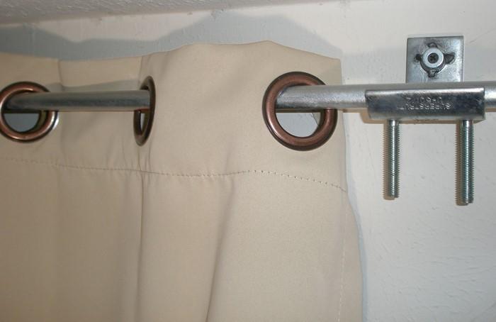 Gardinen-nähen-Eine-auffällige-Deko