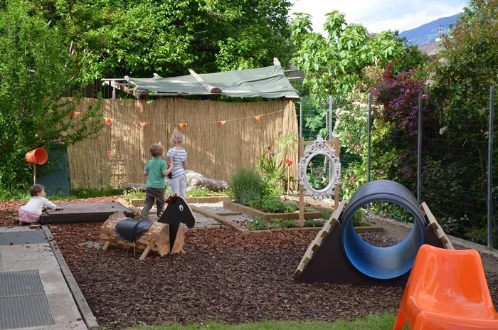 Gartengestaltung-Ideen-für-Kinder-Ein-außergewöhnliches-Design