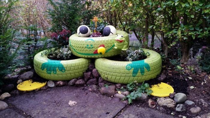 Gartengestaltung-Ideen-für-Kinder-Ein-außergewöhnliches-Exterieur